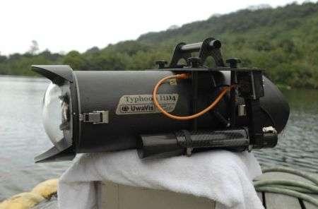 TyphoonHD4 videocamera HD per slow motion estreme