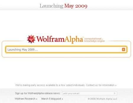 Wolfram Alpha batterà Google?