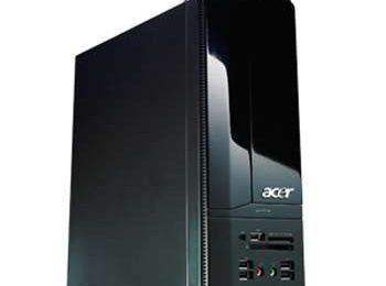 Acer Aspire M5, M3 e X3 Series
