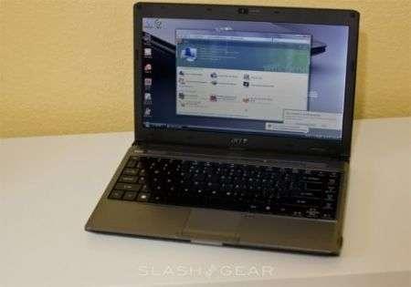 Acer Aspire Timeline 3810T