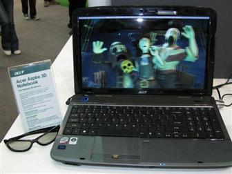 Acer Aspire 3D a Ottobre?