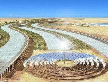 Europa: energia solare dall'Africa