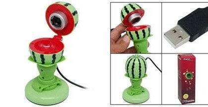 Webcam USB a frutta!