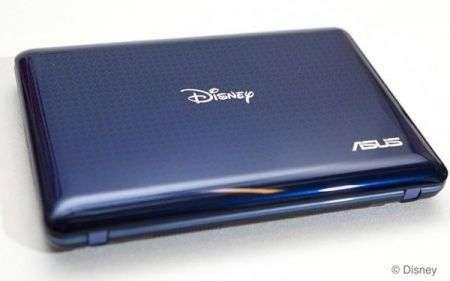 Netpal Disney: un Asus Netbook per i più giovani