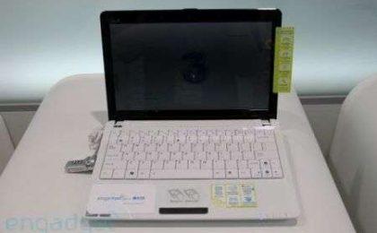 ASUS Eee PC 1101HGo con 3G