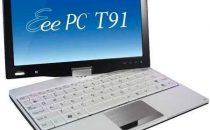 Asus Eee PC T91 tablet