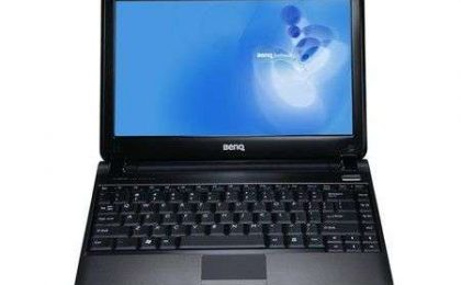 BenQ Joybook Lite U121 Eco Netbook con 32GB SSD e 500GB HDD
