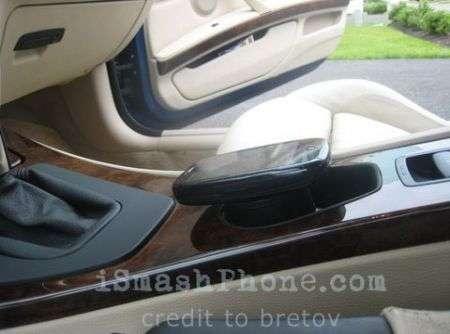 BMW con Touchstone per Palm Pre