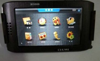 PMP Chuwi W3000