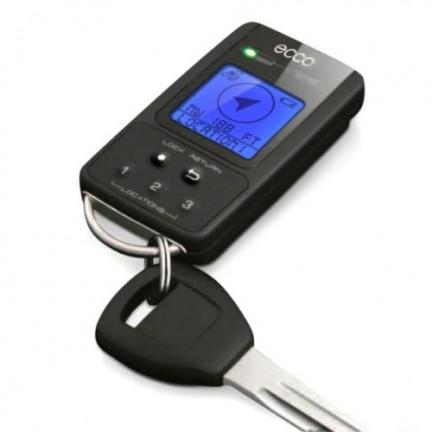 Ecco GPS Keychain evita l'imbarazzo!