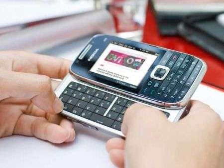 Internet Mobile: più web, meno contenuti