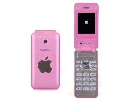 iPod Water a conchiglia, rosa