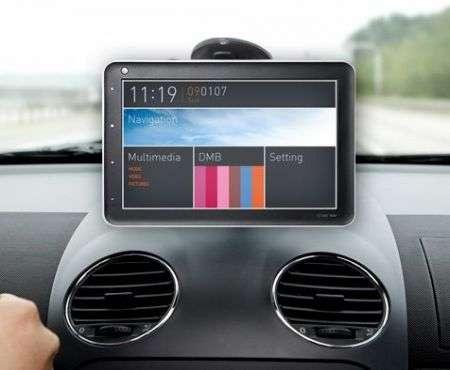 iRiver NV Classic: PMP e GPS