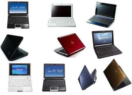 Netbook: 26.5 milioni nel 2009!