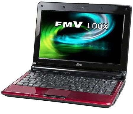 Netbook Fujitsu Loox M