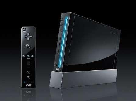 "Nintendo Wii Nero ""Kuro"" e DSi Rosso"