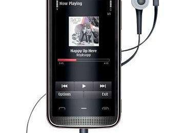 Nokia E72 e 5330 XpressMusic