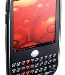 Palm Pixie aka Eos con webOS