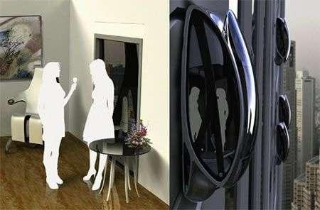 Peugeot Metromorph: Auto che diventa balcone?
