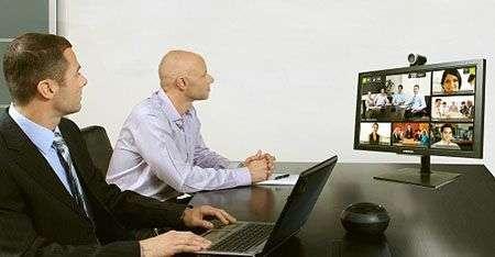 Monitor Samsung VC240: videoconferenze al top