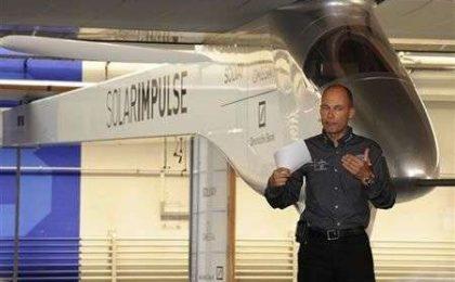 Solar Impulse: aereo mosso dal Sole