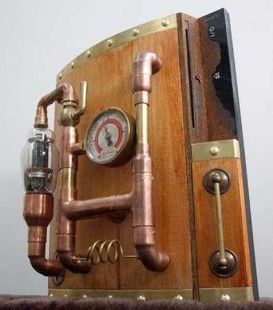 Sony PS3 Steampunk