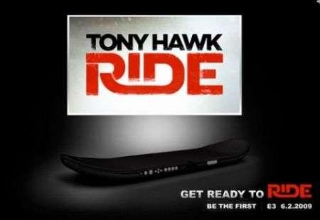 Tony Hawk Ride altri dettagli