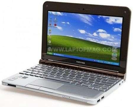 Toshiba mini NB205: il miglior netbook Atom?