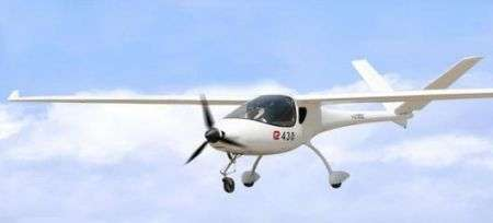 Yuneec E430 primo aereo elettrico commerciale
