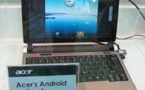 Netbook Acer dual boot Android e Windows XP