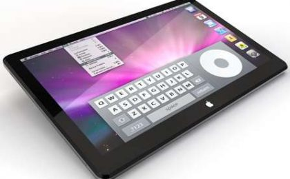 Apple + Verizon = Internet Tablet?