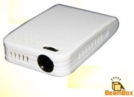 BeamBox Evolution R1 e G2: proiettori per netbook
