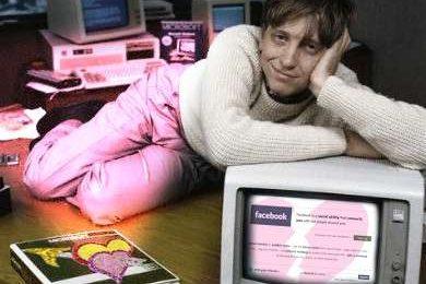 Bill Gates non ama i social network