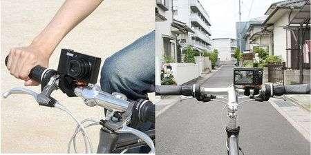 Cavalletto bici Sanwa