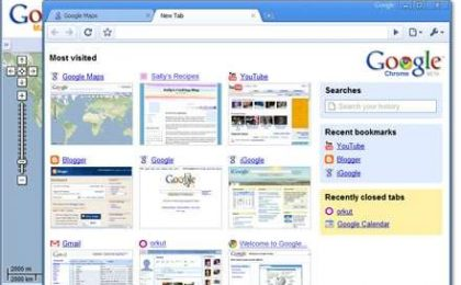 Chrome OS: il sistema operativo di Google