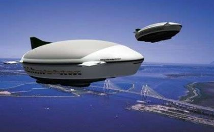 Dirigibile Turtle Airships da New York a Parigi