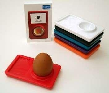 eiPOTT: iPod per colazione