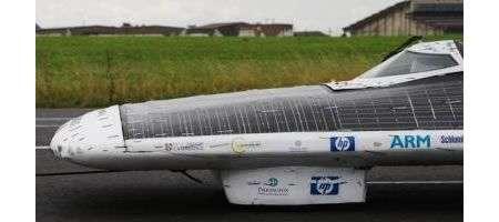 Auto solare Endeavour: consuma come una teiera!