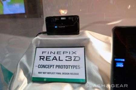 Fotocamera Fujifilm FinePix Real 3D, prezzo