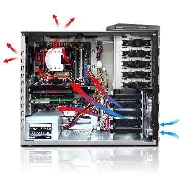"PC IBUYPOWER Paladin XLC ""Extreme Liquid Cooling"": gioca col mostro"