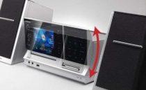 Stereo JVC NX-TC5, il più stiloso