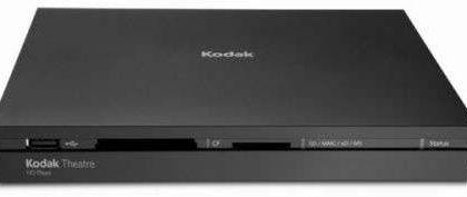Kodak Theatre HD Player con motion controller