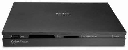 Kodak Theatre HD Player con motion controller