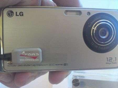 LG GC990 Louvre da 12 megapixel