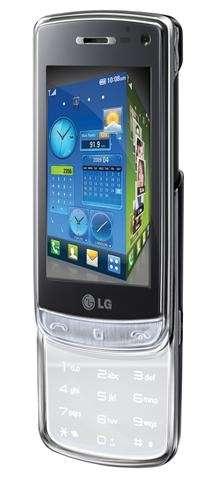 LG GD900 Crystal in Italia, ecco il cellulare trasparente