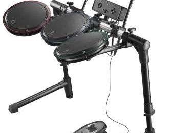 Logitech Wireless Drum Controller Guitar Hero per PS3