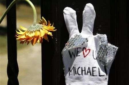 Micheal Jackson Commemorazione: bagarinaggio dei biglietti su eBay