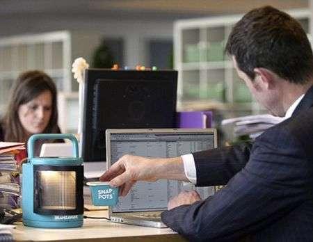 Microonde USB Heinz, il più piccolo al mondo