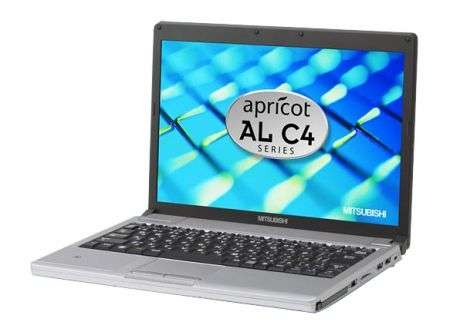 Apricot AL C4 notebook carissimo