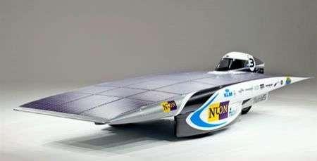 Nuna5: auto solare da record